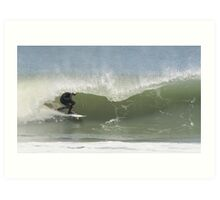 Jesse Hines - Outer Banks Art Print