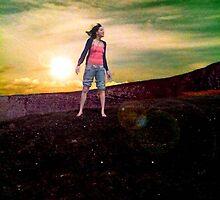 Strange planet by Yeknom