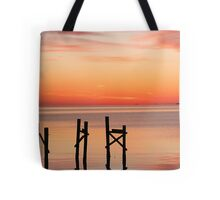 Old Dock...New Day Tote Bag