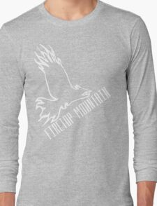 Indians Aren't Afraid - Phoenix 2 Long Sleeve T-Shirt