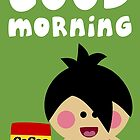 Good Morning by Sonia Pascual