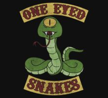 One Eyed Snakes by Jim Tee