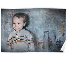 Little Guy Poster