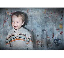 Little Guy Photographic Print