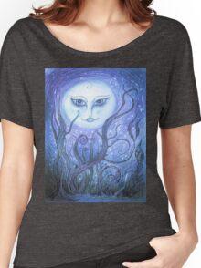 Moon Light Fantasy Women's Relaxed Fit T-Shirt
