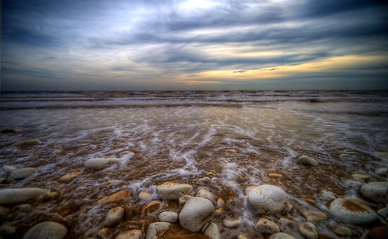 Rocky Beach by Svetlana Sewell