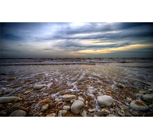 Rocky Beach Photographic Print