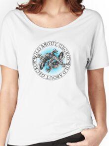 Geckos Women's Relaxed Fit T-Shirt