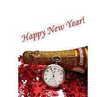 Happy new year! Photographic Print