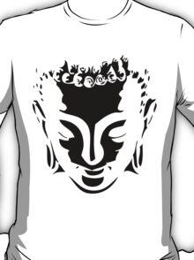 buddah face T-Shirt