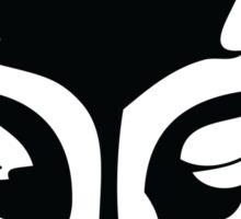 buddah face Sticker