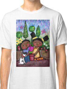 Growing a Garden #whatsiblingsdo Collection Classic T-Shirt