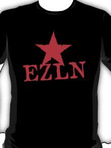 EZLN Red Star T-Shirt