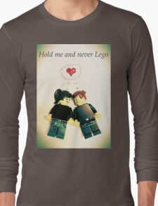 Never Lego Long Sleeve T-Shirt