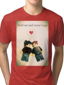 Never Lego Tri-blend T-Shirt