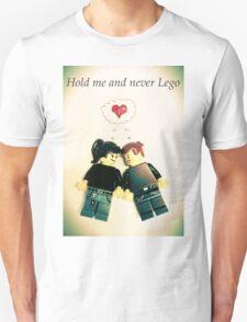 Never Lego T-Shirt