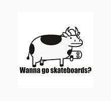 Wanna Go Skateboards? --ASDF MOVIES-- Unisex T-Shirt