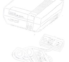 Videogame console #9 by Jazmine Phillips