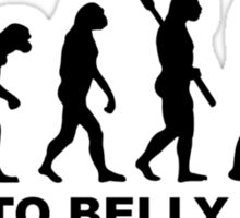 Evolution Belly dance Sticker