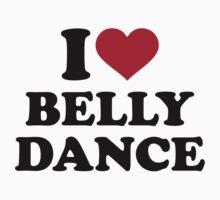 I love Belly dance by Designzz
