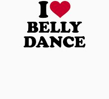 I love Belly dance Womens Fitted T-Shirt