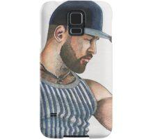 Baseball cap Samsung Galaxy Case/Skin