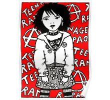 Teenage Rampage Poster