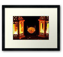 Night Time Framed Print