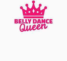 Belly dance queen Womens Fitted T-Shirt