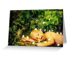 Where Did You Go Today? Greeting Card