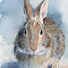 Hare's Lookin' at You Kid! by Patricia Henderson