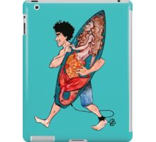 Lucky Surfboard iPad Case/Skin