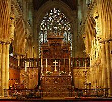 High Altar by WatscapePhoto