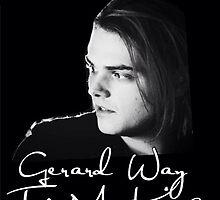"""Gerard Way Is My King"" by sebbytogray"