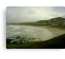 Surf Carnival Canvas Print