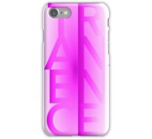 Transience, the constant force of iPhone Case/Skin