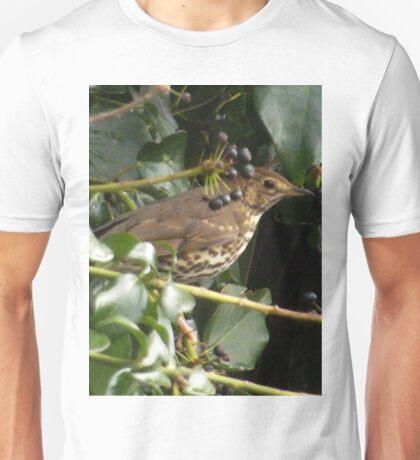 Song Thrush Unisex T-Shirt