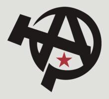 Anarcho-Communism Symbol by NeoFaction