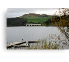 Lady Bower Reservoir Canvas Print