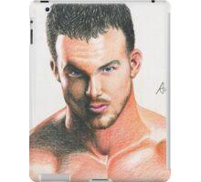 Handsome man iPad Case/Skin