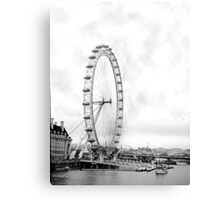 London Viewing Wheel 2000. New Angle. Canvas Print