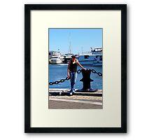 Boston I Framed Print