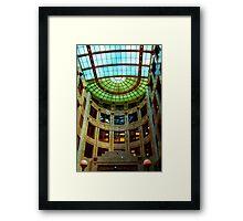 Boston IV Framed Print