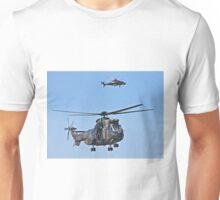 Chopper one to Chopper two... Unisex T-Shirt