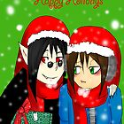 Happy Holidays  by 02321