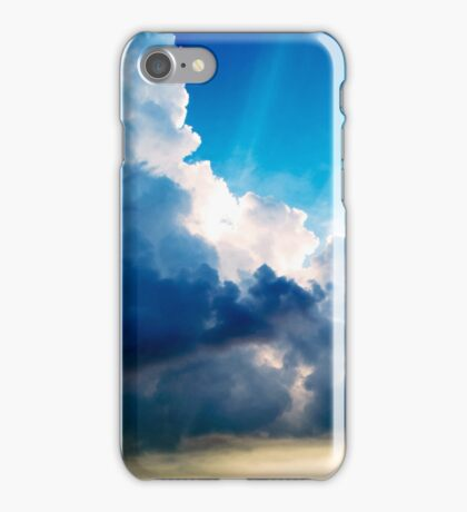 Beautiful Clouds iPhone Case/Skin