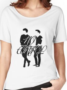 No Control - Larry Stylinson Women's Relaxed Fit T-Shirt