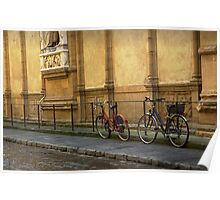 Florence Bicycles Poster