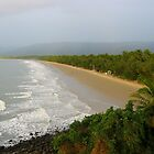 Four Mile Beach - Port Douglas by Bree Lucas