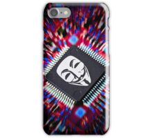 Anonymous inside iPhone Case/Skin